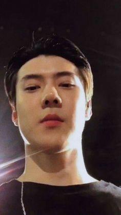 "WARNING: 21+  🍭🍭🍭   ""Kamu?!""  ""Astagfirullah, Pak Guru?!""  Kenapa … #fanfiction #Fanfiction #amreading #books #wattpad Baekhyun, Park Chanyeol, Sehun Cute, Exo Concert, Exo Lockscreen, Exo Ot12, Exo Memes, Kpop Exo, Meme Faces"