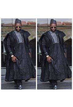"""Agbada Boys Club- See the young men we NOW call the """"neo dandies"""" 