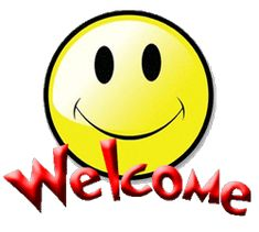 Smiley welcome
