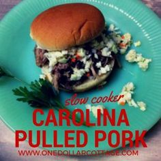 Slow Cooker Carolina