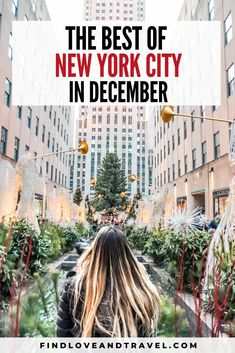Learn the best things to do in NYC during the holidays and all the places to see in December! Best things to do in NYC | Holidays in NYC | Places to see in NYC in December | best places to visit in NYC during the winter | NYC things to do | NYC New York New York Travel Guide, New York City Travel, New York City Trip, Holidays In New York, Nyc Holidays, York Things To Do, Places In New York, New York Must See, New York In December