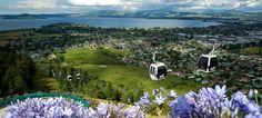 Top 10 Things to do Rotorua: #10 Skyline Rotorua #Rotorua #Top10ThingsToDo #ExperienceOzNZ #NewZealand #travel #destination #WhatWillYouDo