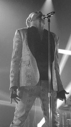 Adam Lambert UK Manchester april 2016 TOH Tour