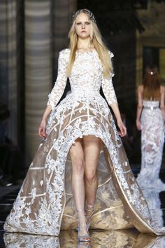Zuhair Murad SS16 | See more fashion at styleisviral.com