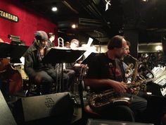 The Jazz Standard - Big Plus Plus
