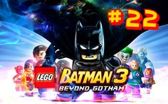 Lego Batman 3: Beyond Gotham #22 - Same Bat time Same Bat Channel  I'm just going to warn you now, this video contains scenes that some people will find very confusing...  ...a Dancing Batman!  Watch it, share the love just for the hell of it, and remember that you're all Awesome!