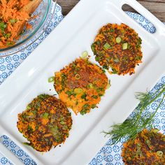 Sweet Potato and Kale Fritters Recipe by freshandfit on #kitchenbowl
