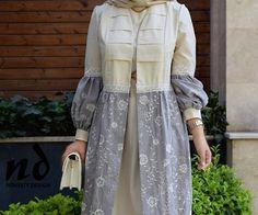 Sleeves Designs For Dresses, Dress Neck Designs, Stylish Dress Designs, Abaya Fashion, Muslim Fashion, Fashion Dresses, Best Casual Dresses, Stylish Dresses, Dress Brokat Muslim