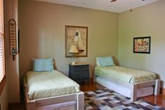 cute children's room for the lake house Repurposed History Home on Lake Wedowee