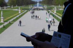 """""""Frühlingserwachen mit #Lustwandeln zur #App """"Schlossapark Nymphenburg"""" - #NymApp #Nymphenburg App, Instagram, Landscape, Apps"""