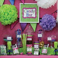 Candy Bar Display - with Project Instructions
