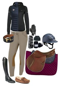 The most important role of equestrian clothing is for security Although horses can be trained they can be unforeseeable when provoked. Riders are susceptible while riding and handling horses, espec… Equestrian Boots, Equestrian Outfits, Equestrian Style, Equestrian Fashion, Horse Fashion, Horse Riding Clothes, Riding Hats, Riding Gear, Horse Clothing