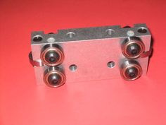 Linear Carriage with ABEC 7 Bearings
