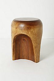 cavern stool from anthro