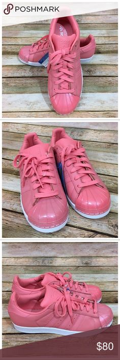 adidas Superstar 80s Metal Toe Woman limited Damen Sneaker rosapink CP9946