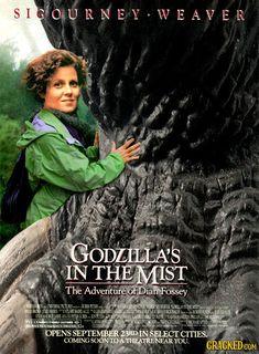 40 Great Movies Made Better by Adding Godzilla | Cracked.com