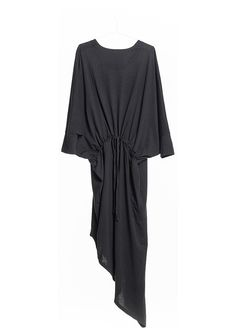 kowtow clothing - 100% certified fairtrade organic cotton clothing - Lawlessness dress