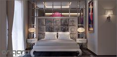 Origami Modern Masif Mobilya | INTERIOR | Yatak Odası Projesi Titian