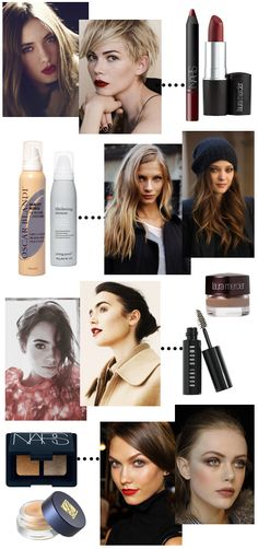 4 Fall Beauty Looks To Replicate | via Gal Meets Glam