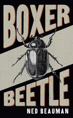 Lorenzo Petrantoni's cover for Boxer, Beetle.
