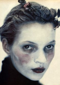 Kate by Paolo Roversi.
