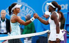 6/24/15 Sloane Into Rd16! ... Via  WTA:  #SloaneStephens notches 20th win of 2015! Beats Watson 62 63 at #AegonInternational--> http://wtatenn.is/RNrKpx  #WTA