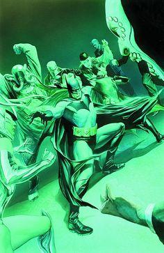 Batman #680 (Alex Ross)