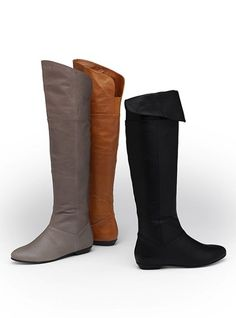 Over-the-knee Boot by Chinese Laundry. $109 at VictoriasSecret.com