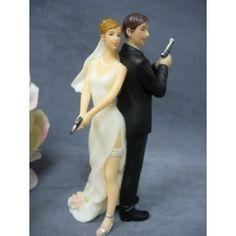 Unique, Sexy, Risque Wedding Cake Toppers | Unique Wedding Ideas