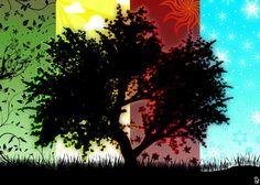 All Four Seasons | Four Seasons .. by fezakyuu on DeviantArt