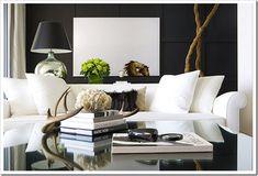 celery kemble design pictures | Celerie Kemble: Black and White