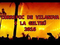 El Festival de Vilanova i la Geltrú, en honor a la patrona de la ciudad, la…