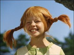 .. this is for all the people who say I look like Pippi long stockings when I wear pig-tails.. ladies and gentlemen:: this is what Pippi looks like. I look nothing like this. haha