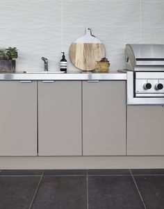 hickory kitchen cabinets The Latest Trend In Compact Laminate Kitchen Cabinets Kitchen Cabinet Sizes, Frameless Kitchen Cabinets, Hickory Kitchen Cabinets, Outdoor Kitchen Cabinets, Kitchen Cabinet Doors, Wood Cabinets, Kitchen Laminate, Patio Kitchen, Outdoor Kitchens