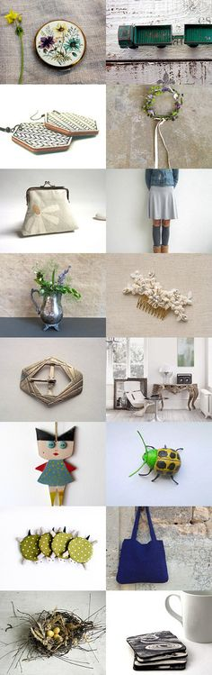 I Thought It Was Spring by Untried on Etsy--Pinned+with+TreasuryPin.com