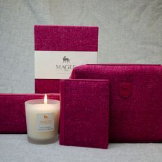Looking for the perfect Christmas gift? The Magee 1866 collection has something for everyone, with stocking fillers made in genuine Donegal Tweed, and luxury gifts. Pillar Candles, Candle Jars, Irish Design, Donegal, Stocking Fillers, Special Promotion, Perfect Christmas Gifts, How To Find Out, How To Make