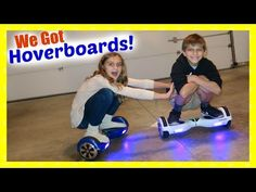 Painting A Hoverboard - YouTube