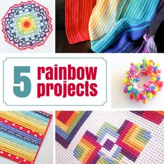 5 Rainbow Projects to Try Today