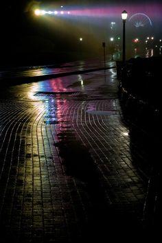 Reflejos de luz ...