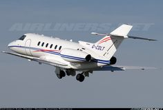 Raytheon Hawker 800XP aircraft picture