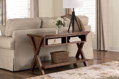 Best Interiors Living Room AshleyFurniture Images On - Ashley furniture hall table