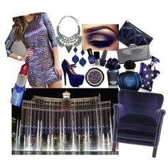"""Bellagio Night"" by barbieforeverett on Polyvore"