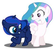 Celestia+and+Luna+Butt+Buddies+by+JCKing101.deviantart.com+on+@deviantART