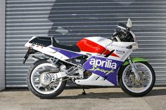 Aprilia AF1 125 Sintesi Sport