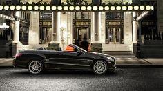 Mercedes E-Class Cabriolet E550
