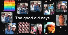 Show your photos from the good old days!