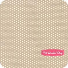 Avalon Wicker Grey Polka Dot Bikini Yardage SKU# 20208-13
