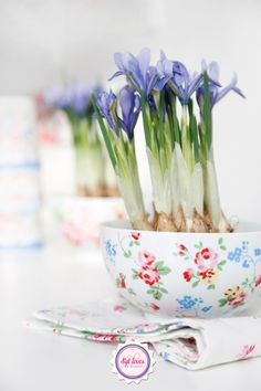 Syl loves, Cath Kidston, blue, spring, GreenGate