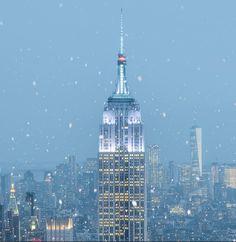 Empire State Of Mind, Empire State Building, Framed Wall Art, Framed Prints, New York Winter, Jungle Art, Handmade Frames, Concrete Jungle, New Print