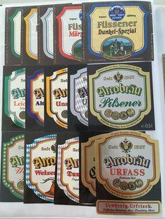 Σελίδα ετικέτες Μπύρας 16(ΚΤ)